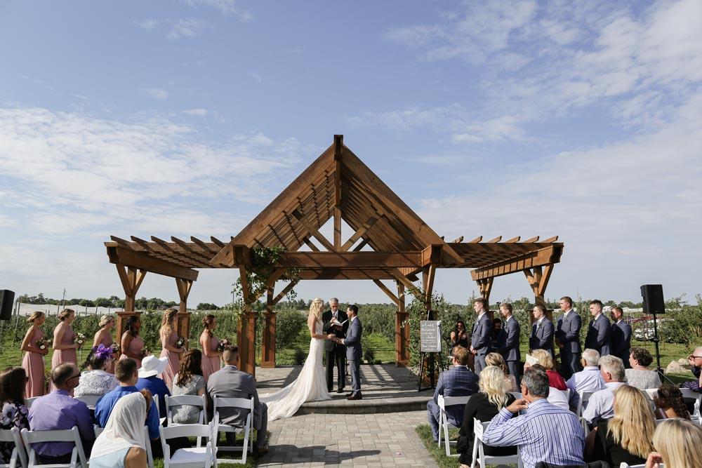 damico catering ashery-lane farm summer wedding